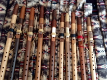 New Native American Indian flutes by dg please contact us for details and prices