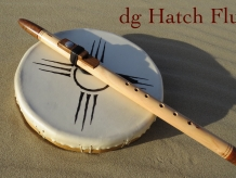 New 5th generation of Native American Indian flutes by dg Hatch